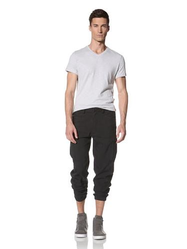 Maharishi Men's Elastic Deck Pant (Black)