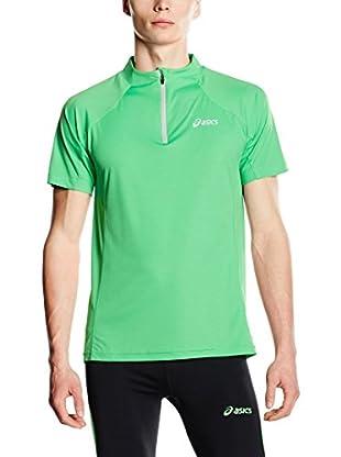 Asics T-Shirt M'S Running S/S 1/2 Zip