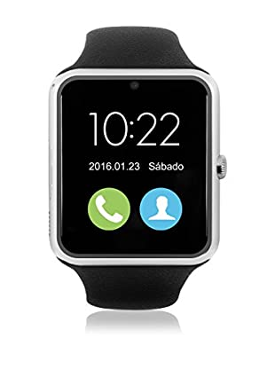 UNOTEC Reloj Bluetooth Watch-Q7