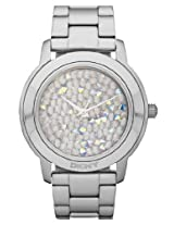 DKNY Analog Silver Dial Women's Watch - NY8474