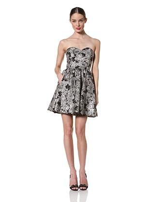 Jay Godfrey Women's Mohave Strapless Dress
