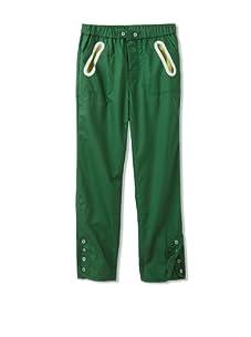 kicokids Boy's Tailored Track Pants (Grass)