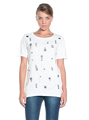 Silvian Heach Camiseta Manga Corta