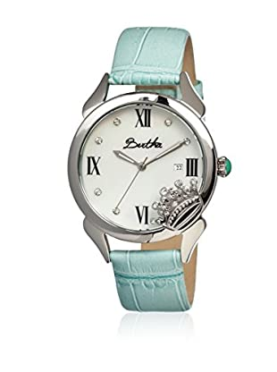 Bertha Uhr mit Japanischem Quarzuhrwerk Queen blau 41 mm
