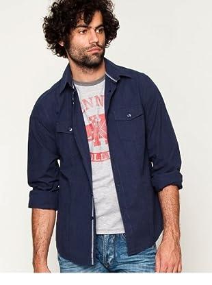 Springfield Camisa (azul)