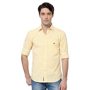 Louis Philippe Check Shirt