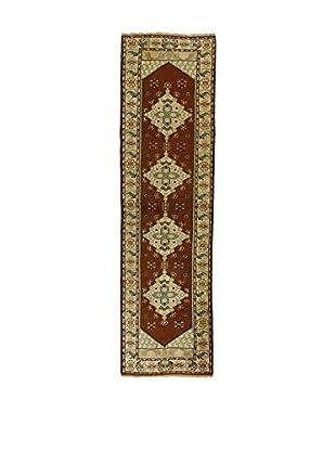 L'Eden del Tappeto Teppich V.Kula beige/braun 292t x t82 cm