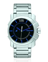 Fastrack Midnight Party Analog Black Dial Men's Watch - 3097SM01