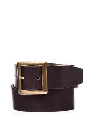 Dockers Cinturón de Cuero (gris)