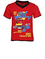 Cars Red T-Shirts