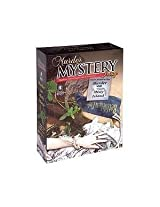 University Games Murder Mystery Party Game - Murder on Misty Island