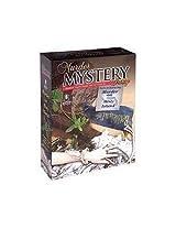 University Games Murder Mystery Party Game - Murder on Misty Island