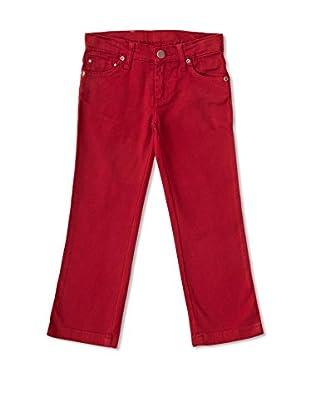 New Caro Pantalón  Niña (Rojo)