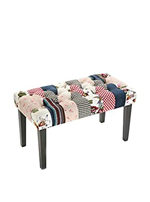 Mimma Banco Romantic Patchwork