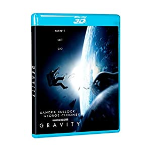 Gravity (English) [Blu-ray 3D]