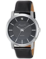 Kenneth Cole Analog Black Dial Men's Watch - IKC1986