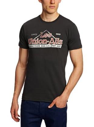 Lee Camiseta Lauderdale (Negro)
