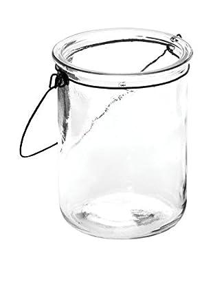 Skalny Glass Vase Hurricane, Clear
