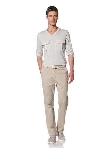 Hyden Yoo Men's Pants (Khaki)
