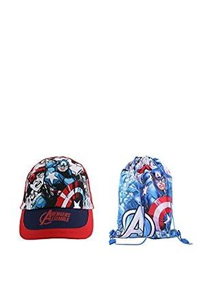 Marvel Rucksack Capt. America x2