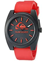 Quiksilver Analog Black Dial Men's Watch - QS-1022-RDBK
