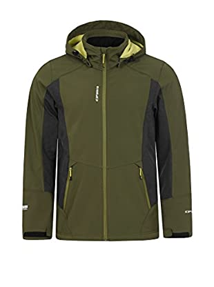 ICEPEAK Chaqueta Soft Shell Sampson