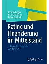 Rating und Finanzierung im Mittelstand: Leitfaden für erfolgreiche Bankgespräche