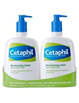 Cetaphil Moisturizing Lotion - 2/20oz Pumps [Misc.]