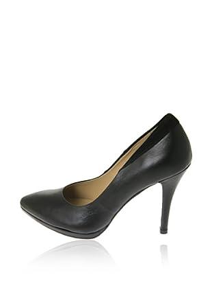 Pierre Cardin Zapatos Salón Amanda (Negro)