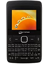 Micromax Qwerty X606 (Black)