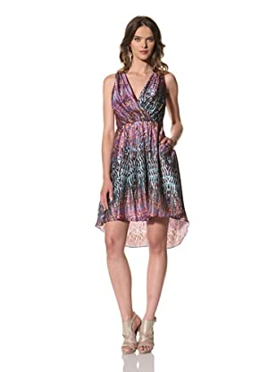 Cynthia Rowley Women's Printed Silk Dancing Dress