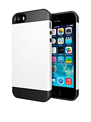 Unotec  Hülle iPhone 5 / 5S weiß