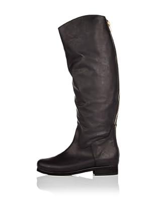 Loft37 Stiefel Zip Jockey (Schwarz)