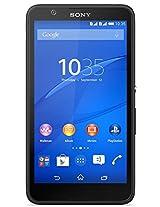 Sony Xperia E4 (Dual SIM, Black)