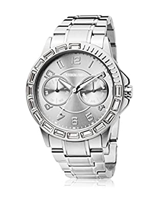 Dyrberg/Kern Quarzuhr Woman Luxuria silber 37 mm