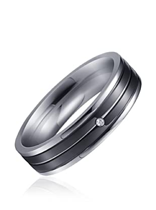TIME FORCE Anillo TS5018S (Plata)