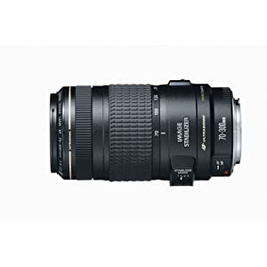 Canon EF 70-300mm f/4-5.6 IS USM Zoom Lens