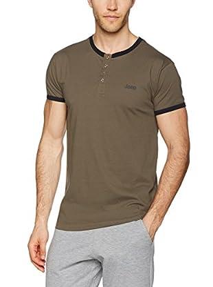 Jeep T-Shirt Manica Corta Underwear