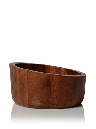 Impulse! Wood Swede Bowl, Brown, Small