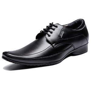 San Frissco Black Men - Formal Shoes
