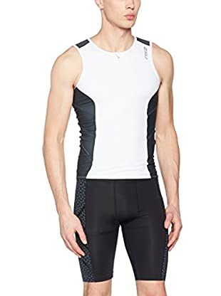2XU Camiseta Tirantes Long Distance Tri