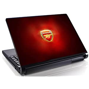 Arsenal Aura Laptop Skin [Electronics]|15 - 15.6 inches