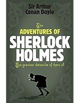 Sherlock Holmes: The Adventures of Sherlock Holmes (Sherlock Complete Set 3) (Headline Review Classics)