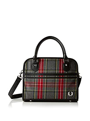Fred Perry Bolso asa de mano Fp Tartan Shoulder Bag