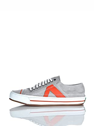 PF Flyers Sneakers Number 5 (Grigio/Arancio)