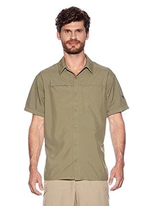 Mountain Hardwear Camisa Técnica Canyon (Verde Oliva)