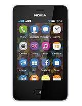 Nokia Asha 501 Smartphone-White