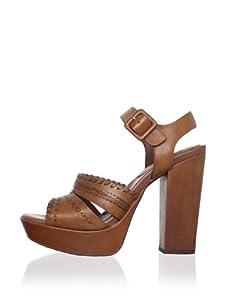 Kork-Ease Women's Payton Sandal (Avana (Cognac))