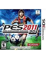 NEW Pro Evolution Soccer 2011 3DS (Videogame Software)