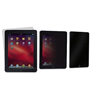 3M Privacy Screen Protector for Apple iPad 1st Gen Portrait (PFiPadP)